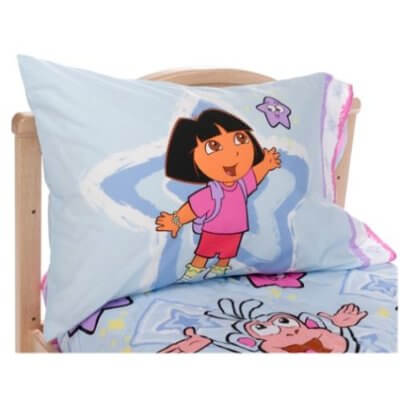 dora bed pillow