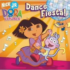 dora dance fiesta songs