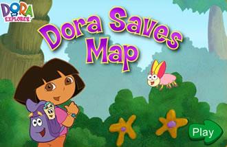 dora the explorer online