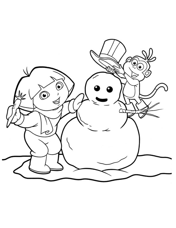 Wagon Ride Coloring Page Coloring Pages