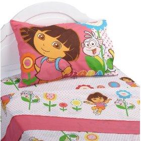 Shop For Dora Bedding Tips To Create A Dora The Explorer