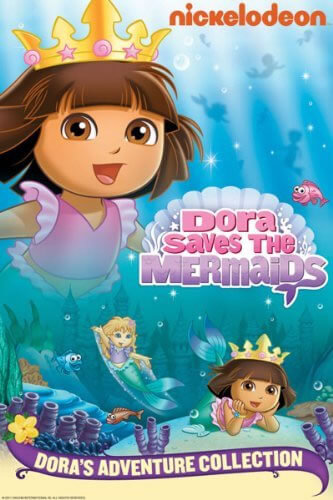 dora saves the mermaids movie