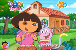 dora the explorer pictures