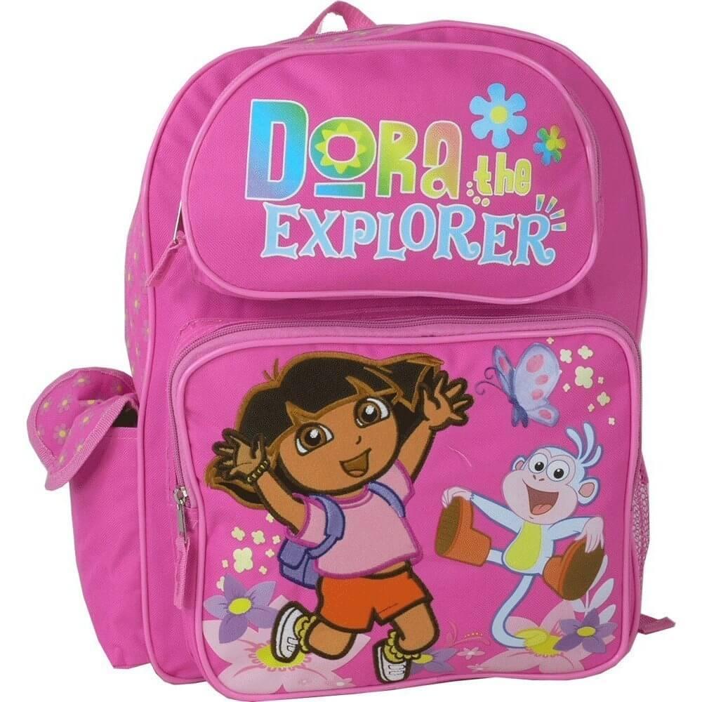 Dora the explorer dora backpack adventure vhs ebay