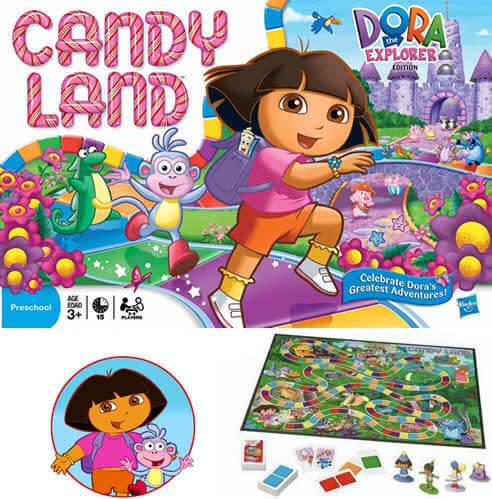 Dora Games - Reviews of Dora The Explorer Online Games