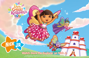 dora pictures crystal kingdom movie