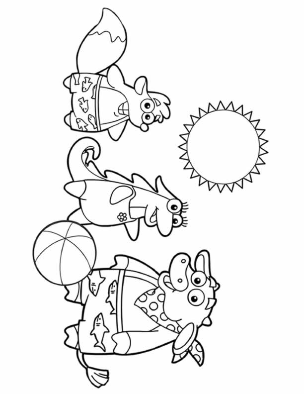 isa coloring pages - photo#3