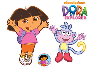 dora and boot picture
