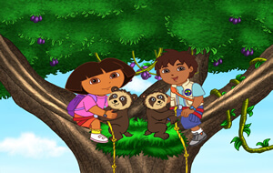 wallpapers dora explorer