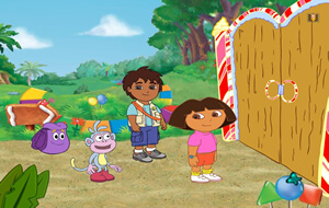 wallapers of dora explorer